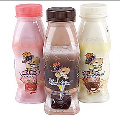 flavored camel milk