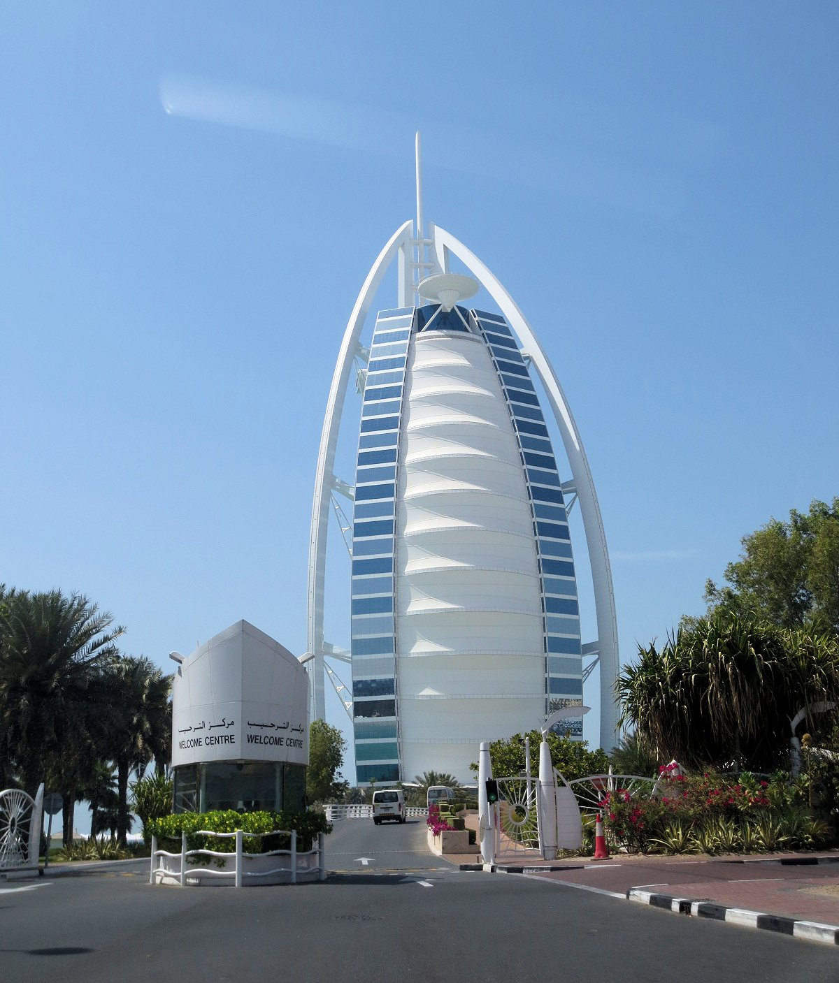 The burj al arab tower of arabs video inside debbie for Burj arab dubai