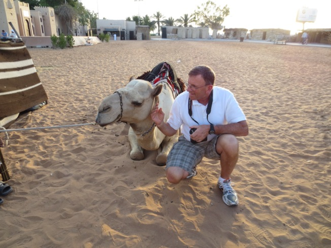 Yup..... TBG with a camel!