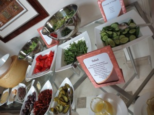 Brunch Polo Salads